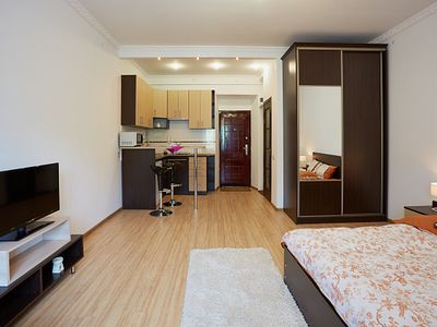 Photo for Excellent studio apartment in the center