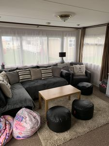 Photo for 2 Bedroom Caravan Whitley Bay Holiday Park
