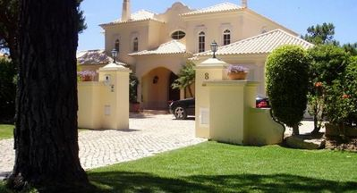 Photo for Quinta Do Lago Luxury Villa Rental 4 Bedrooms