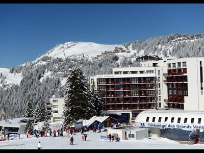 Photo for 1 bedroom accommodation in Flaine