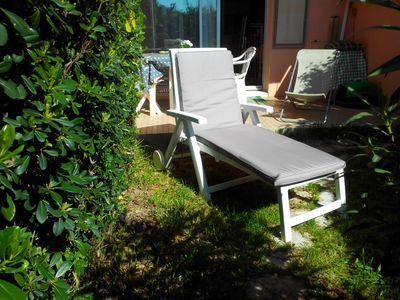 Photo for Promo 6 to 20/7 (less 20%) Large Studio. Private parking. Beach 300 m. Calm