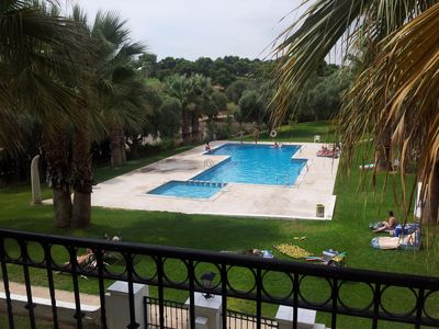 Photo for Lovely corner apartment full of light ,Villamartin Plaza, close to golf & beach