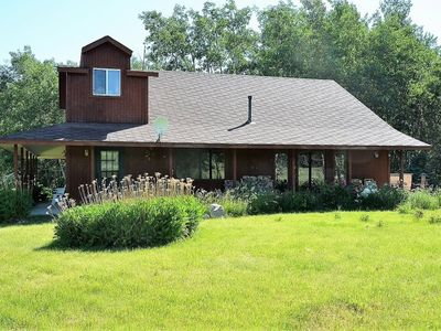 Photo for Aspen Grove home at the end of the road with mountain views, is dog friendly and has WiFi