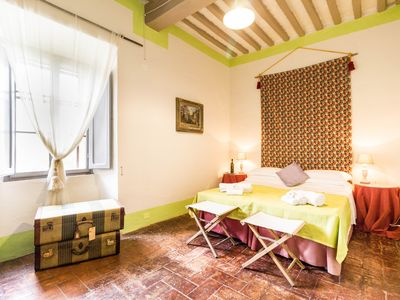 Photo for Suite in the Castle of San Fabiano near Siena and Montalcino