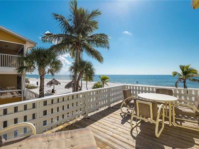 Photo for Gulf Pearl, 2 Bedrooms, Beach Front, Gas Grill, Sleeps 6