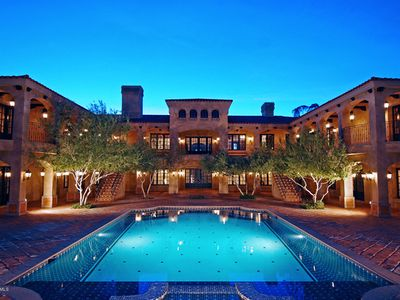 Photo for Almost 20,000 Sq. Ft. Spectacular Luxury Mansion at Biltmore Estates, Phoenix