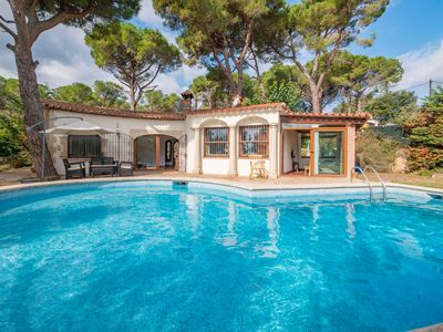 Photo for Club Villamar - Great villa in a quiet area with big privete swimming pool and a autentic charmin...