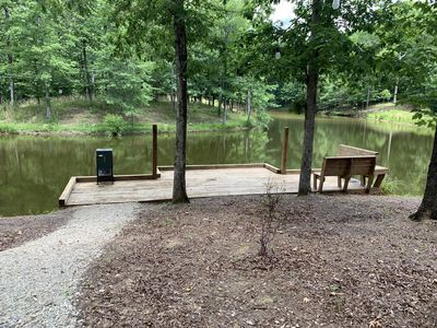 Photo for 2BR Cabin Vacation Rental in Pelham, Alabama