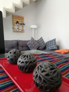 Photo for Beautiful and new apartment with roof garden for couples/families