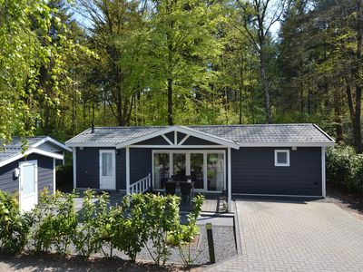 Photo for Cottages located at the edge of the woods on a holiday park in the Utrecht hills