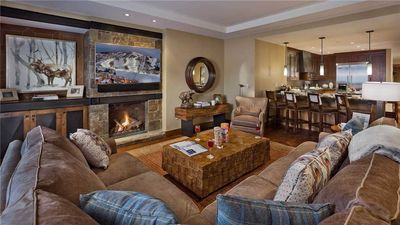 "Photo for One Steamboat Place: ""Buffalo Pass"" #409 4 BR Luxury Residence"