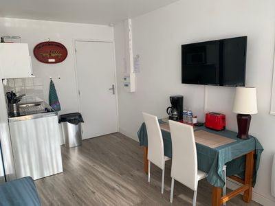 Photo for 1BR Studio Vacation Rental in Lezennes