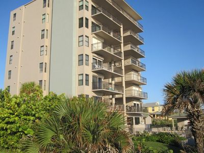 Small Eight Story, Sixteen Unit Beachfront Condo- Seafire Complex