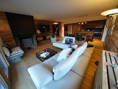 Photo for Beautiful apartment for 8 people, in a calm central location