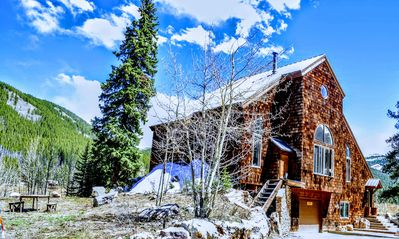 Photo for The quintessential mountain retreat awaits!