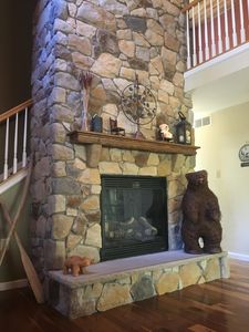 Photo for Beautiful Family Vacation Home in Masthope/Ski Big Bear!