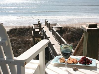 Photo for Great House! Updated! Oceanfront  Elevator and Private Pool