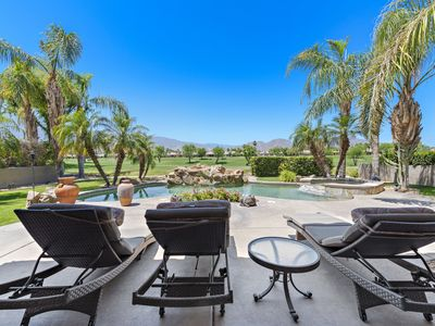 Photo for PGA West, heated pool, best views, vacation+++
