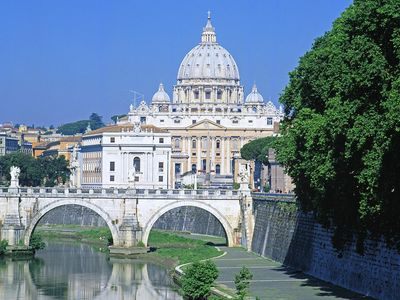 Photo for VATICAN: Two apartments in the same building for 10 people Free WIFI