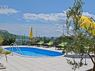 Photo for 3BR Apartment Vacation Rental in Stobreč