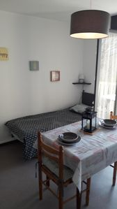 Photo for T1 apartment 400m from the thermal baths