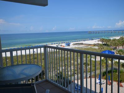 Photo for Destin West Gulfside 503~ 5th Floor~Closest to Beach~Free Beach Service!