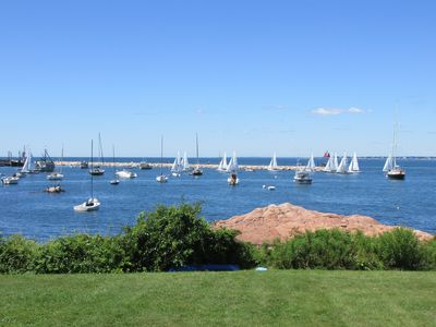 Photo for Sakonnet Harbor is Your Private Front Yard!
