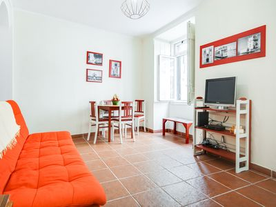 Photo for Charming 2 bedroom apartment in Bairro da Mouraria