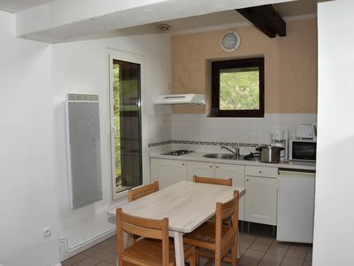 Photo for Chalet stone and wood, situation and exceptional views, intimacy conviviality 9
