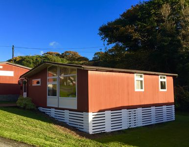 Photo for 3 Bedroom Chalet, Sleeps up to 6 persons,Pet friendly, near Tywyn and Aberdovey