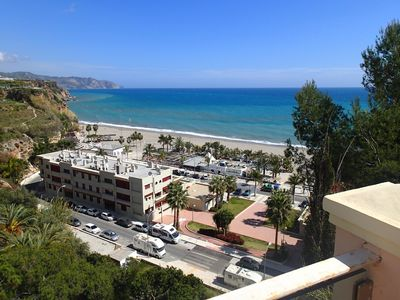 Photo for Some of the best views in Nerja, 180 degree sea & mountain view. Modern property