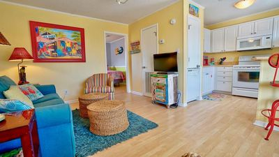 Photo for PEEK-A-VIEW BALCONY VIEWS, CONVENIENT LOCATION TO EVERYTHING IN GULF SHORES
