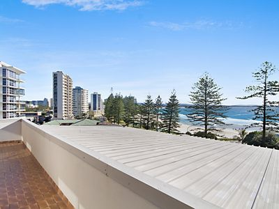 Photo for Rainbow End Unit 6 - Balcony with ocean views overlooking Rainbow Bay Coolangatta