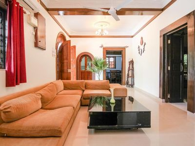 Photo for 3BHK Villa with Pool Near Anjuna and Vegator Beach