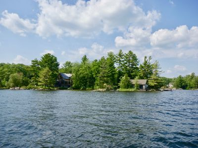 Photo for Point of Views Cottage on Clear/Stoney Lake