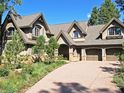 Photo for Grand Canyon And Az Snowbowl Vacation Home In Pine Canyon