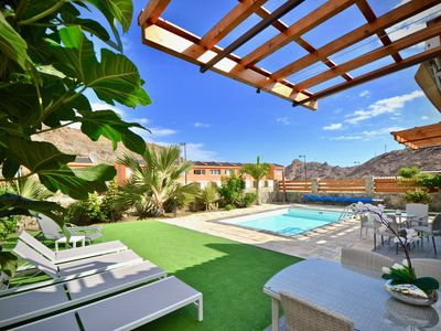 Photo for Villa Diana with private swimming pool in Tauro