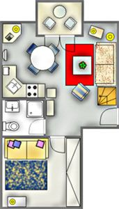 """Photo for 12/08 Holiday home, App. 8 - """"Holiday home"""", App. 8 / right House / OG app. li."""