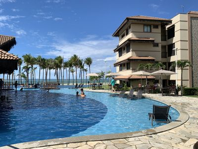 Photo for Comfort, ocean, pool, spa and golf all at Manhattan Beach Riveira