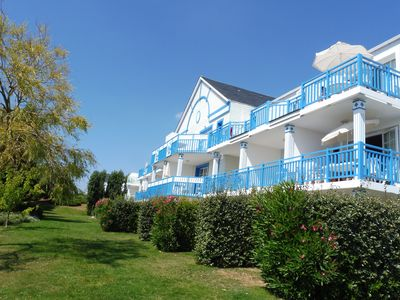 Photo for APARTMENT 2 Rooms PORT-BOURGENAY FACING THE GOLF EXPOSED SOUTH AND CLOSE BEACH