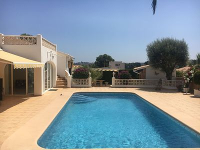 Photo for Pool villa in Dénia in top location with exclusive facilities