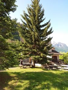 Photo for The Y, Chalet Vauban, the nature around you.