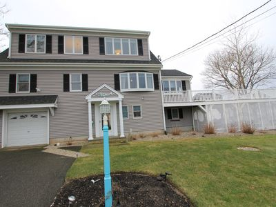 Photo for 32 Tupper Ave SD393 Gorgeous newer home in Town Neck. Beautiful water views of C