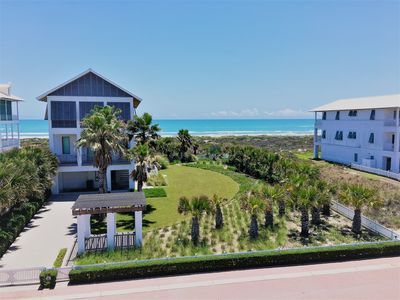 Beach House with Private Pool and Beach Views - Family Tides!