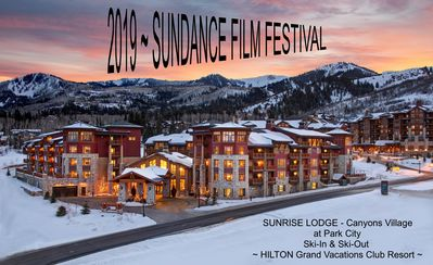 Photo for NO LIFT LINES - SKI-IN/SKI-OUT during SUNDANCE Film Festival (from 1/19-1/26/19)