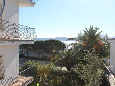 Photo for Cozy apartment situated in Cap Ras (Llançà), a quiet residential area just 250 meters aw