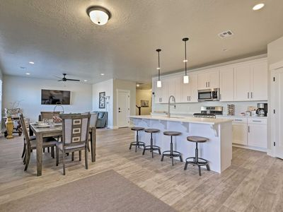 Photo for NEW-Brand New Townhome w/Hot Tub 7Mi to Red Cliffs