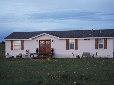 Photo for BEST PRICE FOR A 3 BEDROOM 20 ACRE GETAWAY CLOSE TO MANY ACTIVITIES