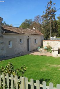 Photo for A traditional 2 bedroomed stone cottage ideal for family holidays.