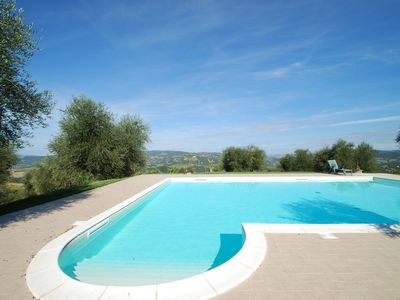Photo for vacation holiday villa rental tuscany italy